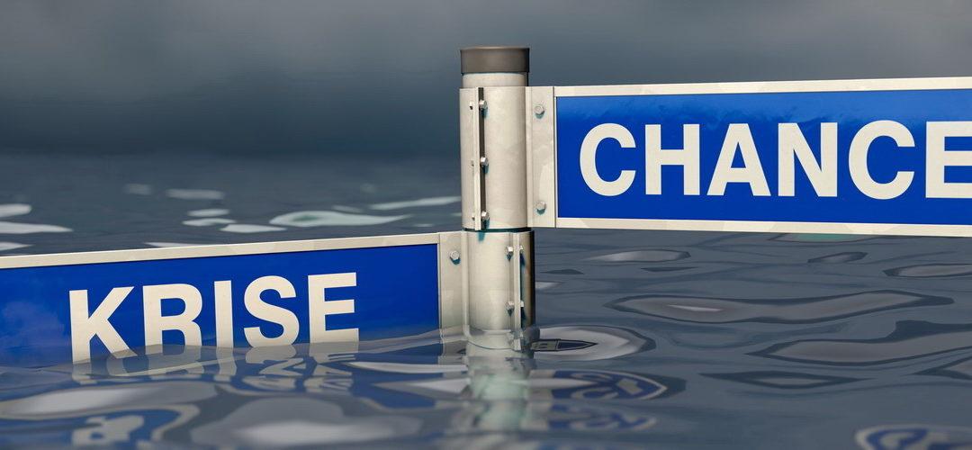 Wie nutze ich eine Krise als Chance für meine berufliche Zukunft